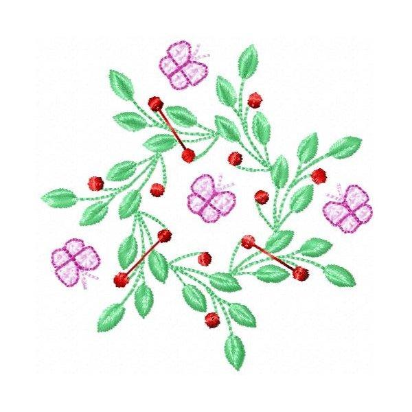 Ornamental Flor Delicada