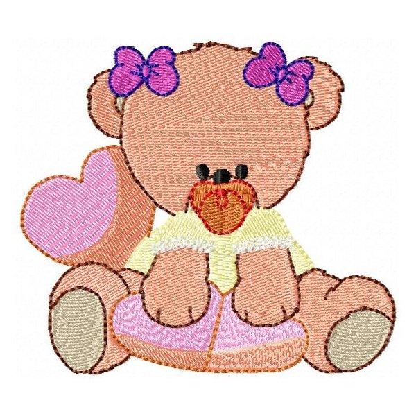 Ursinha Baby Lily