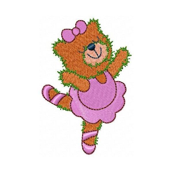 Ursinha Bailarina