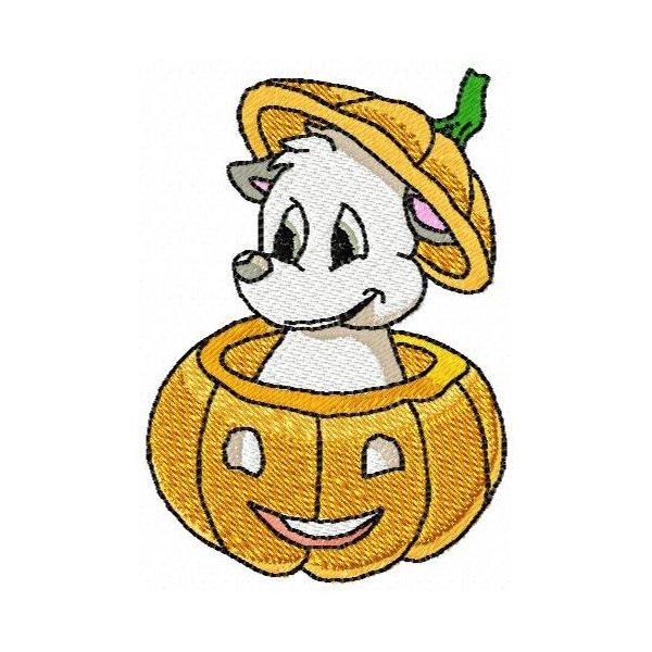 Animais Halloween