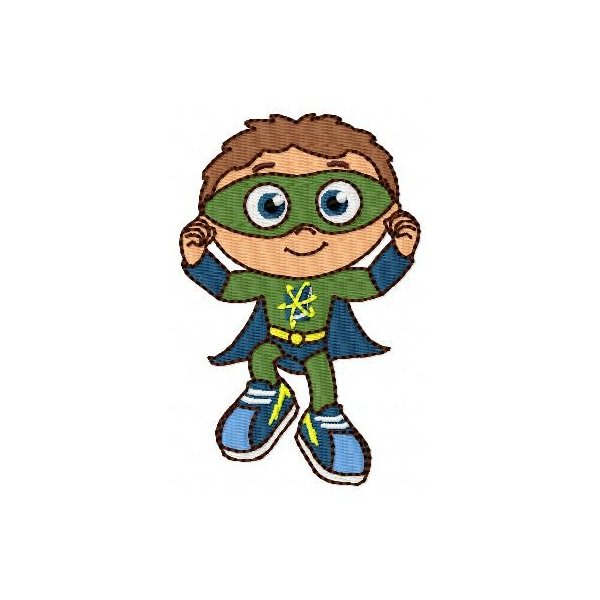 Super Why 1 Pequeno