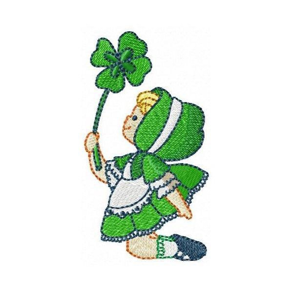 Menina Irlandesa