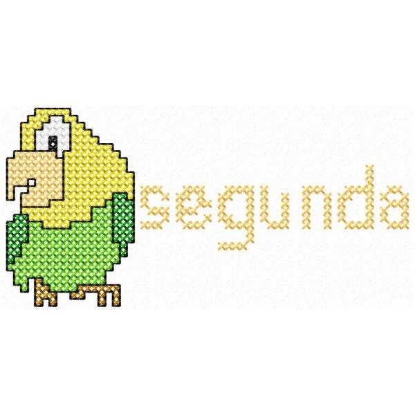 Semaninha Pássaro Px