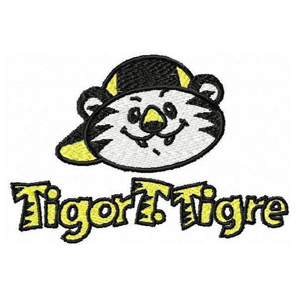 Logotipo Tigor T. Tigre 1