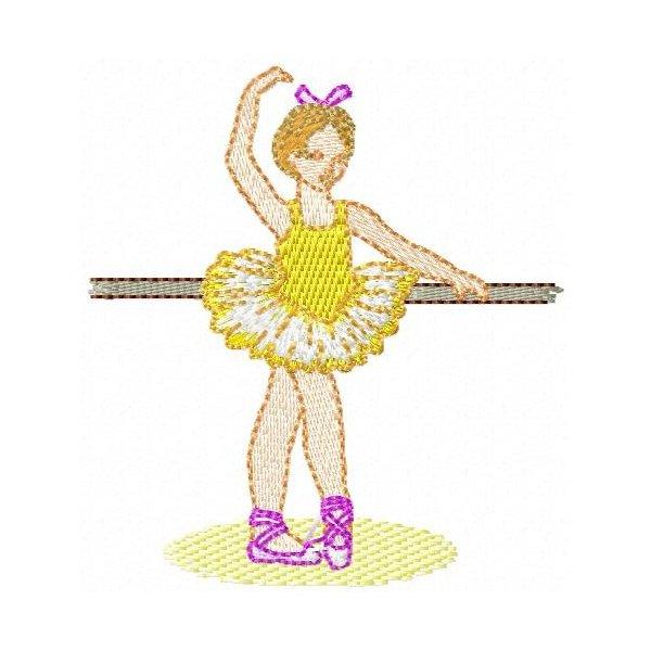 Bailarina Carrie