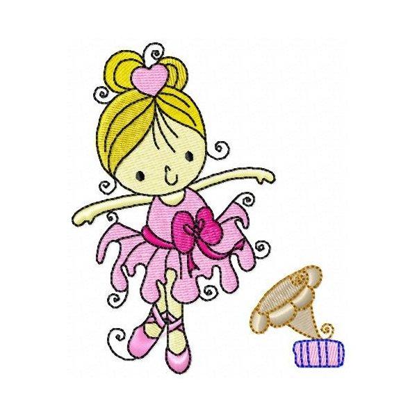 Bailarina Melody