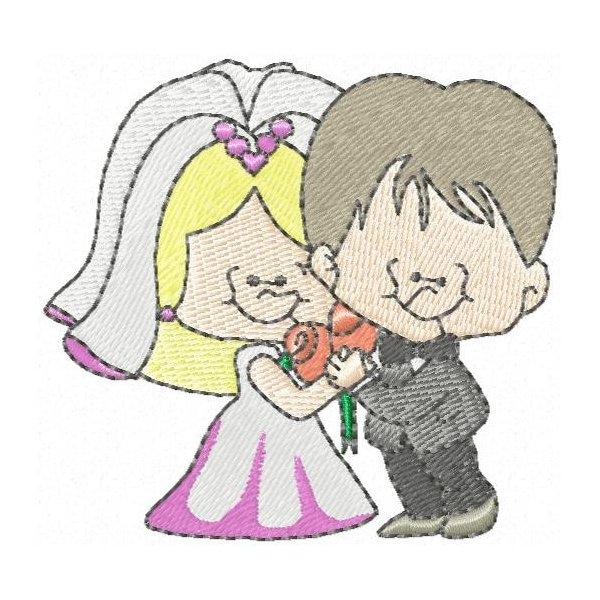 Casamento Noivinhos Fofos