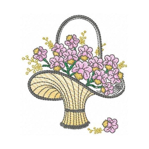 Cestinhas Florais