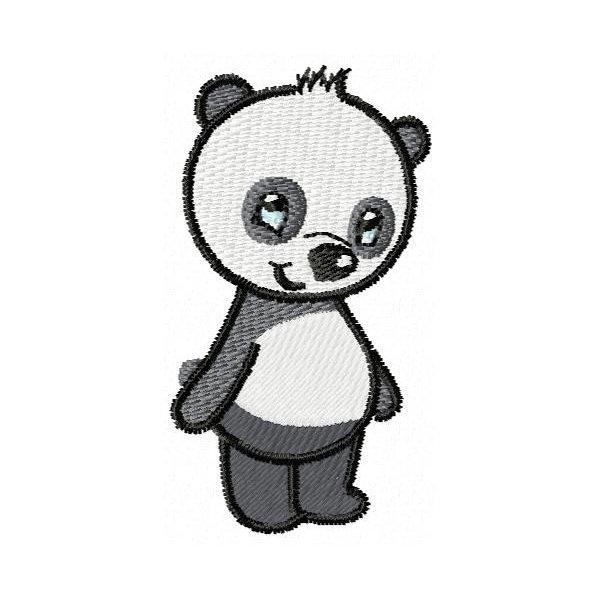 Ursinho Panda Indiference