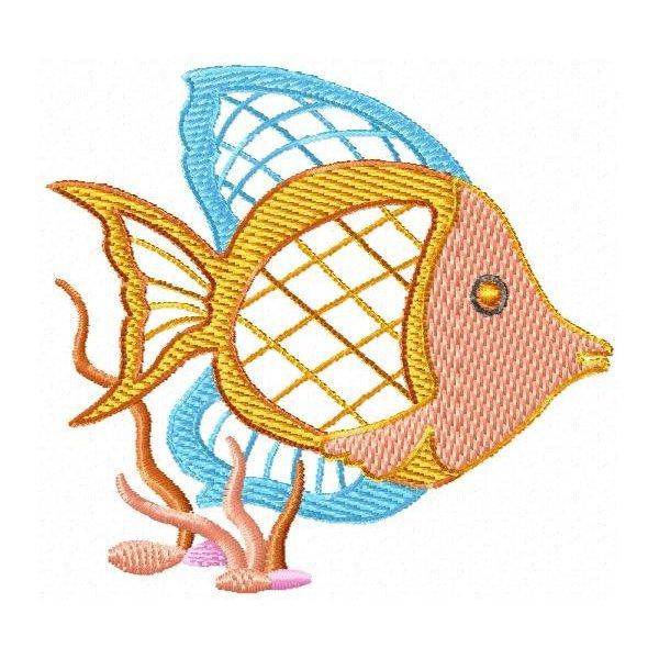 Peixes Ornamento