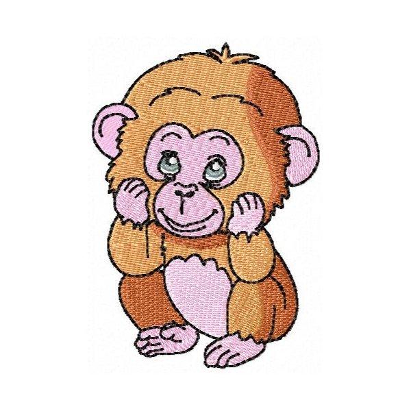 Macaquinhos Chimp Baby