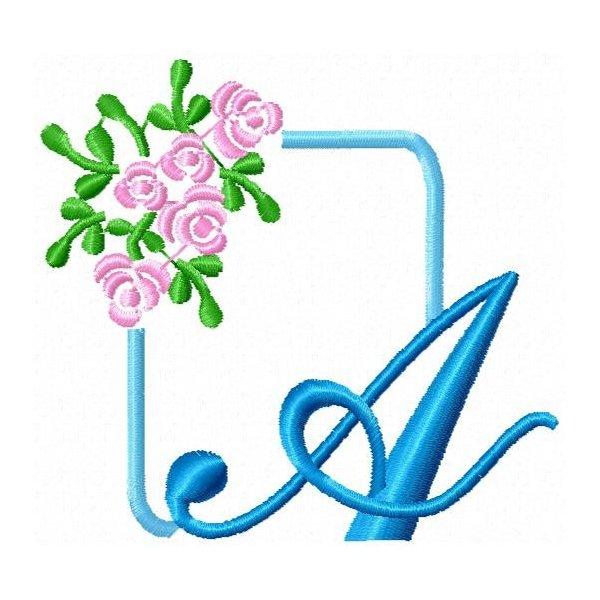 Alfabeto Florido