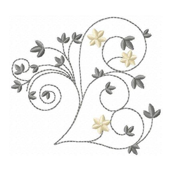 Floral Detalhe 001