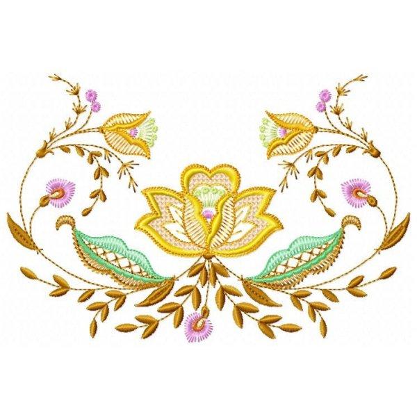 Floral Kingship Grande 001