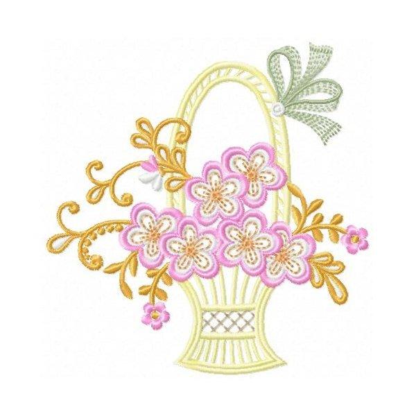 Floral Lindas Cestas