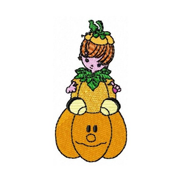 Menininha Halloween
