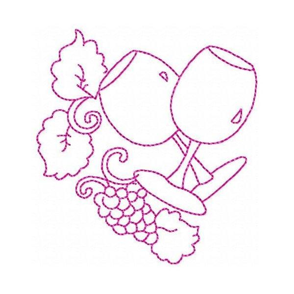 Redwork Vinho