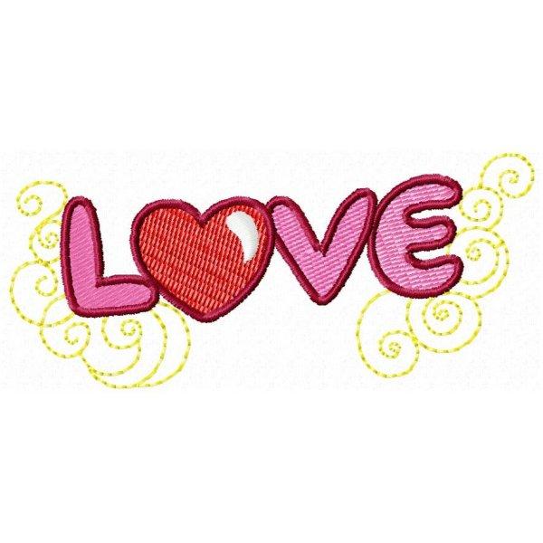 Escrita Love 2