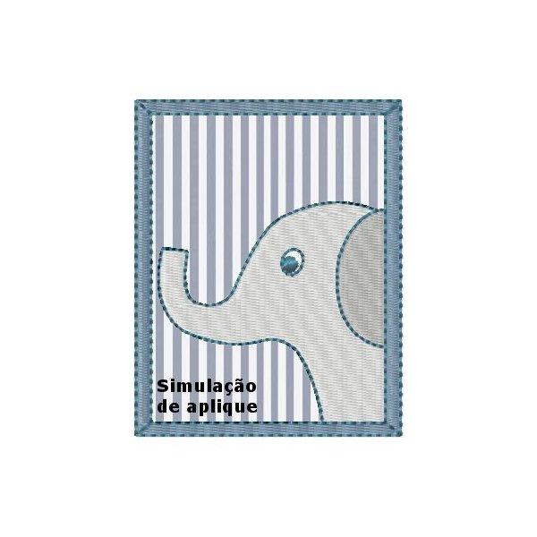Selva Aplique Elefante