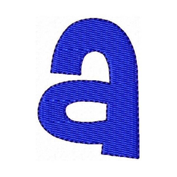 Alfabeto Minúsculo Jelli