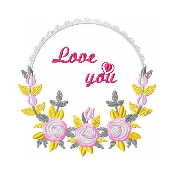 Floral Love You