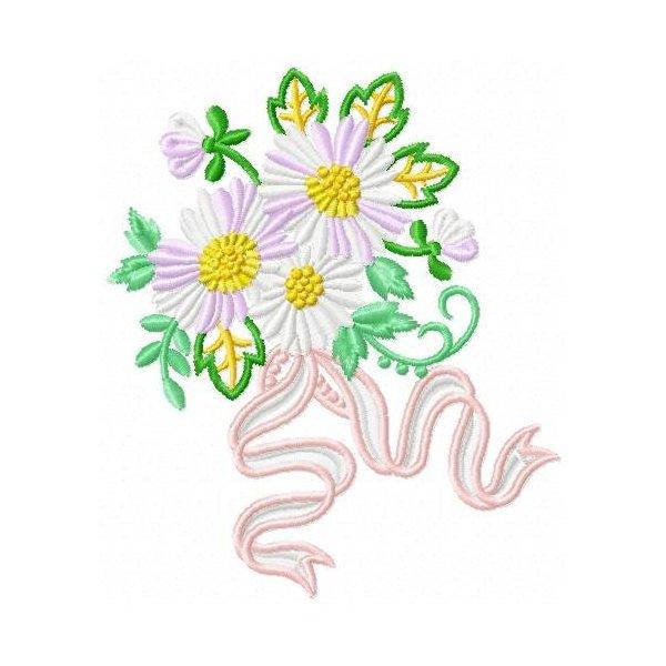 Floral Pétala Branca