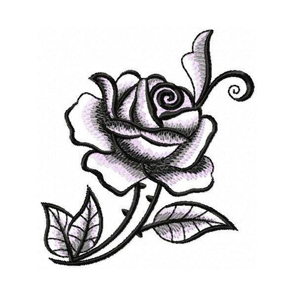Rosas Black