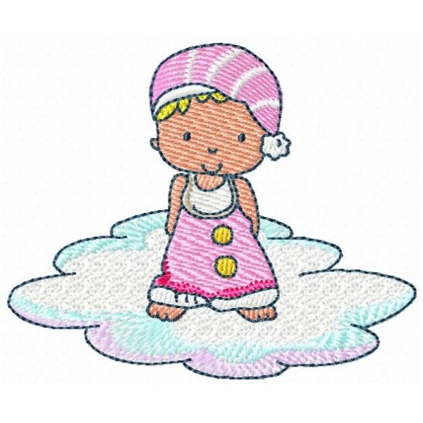 Bebês Nas Nuvens