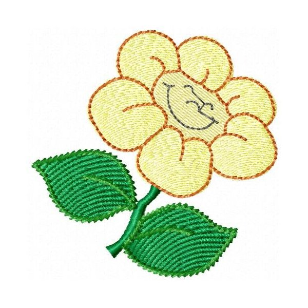 Florzinha Sorriso