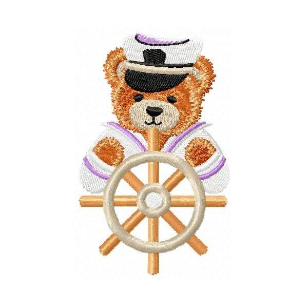 Urso Marinheiro Boat