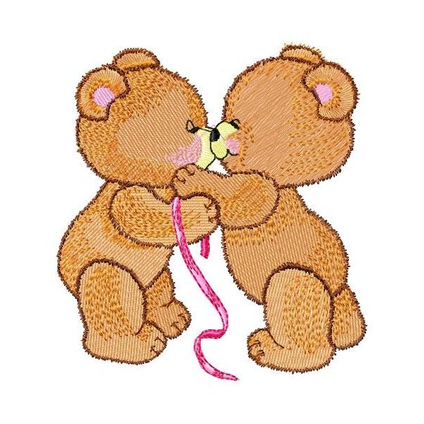 Ursos Casamento