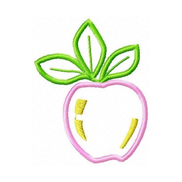 Frutas E Legumes Aplique 001