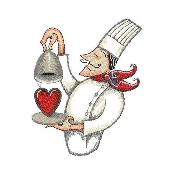 Cozinheiro Ohlalá