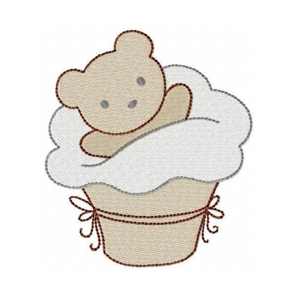 Cupcake Delicinha