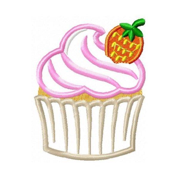 Cupcakes Lindos Apliques