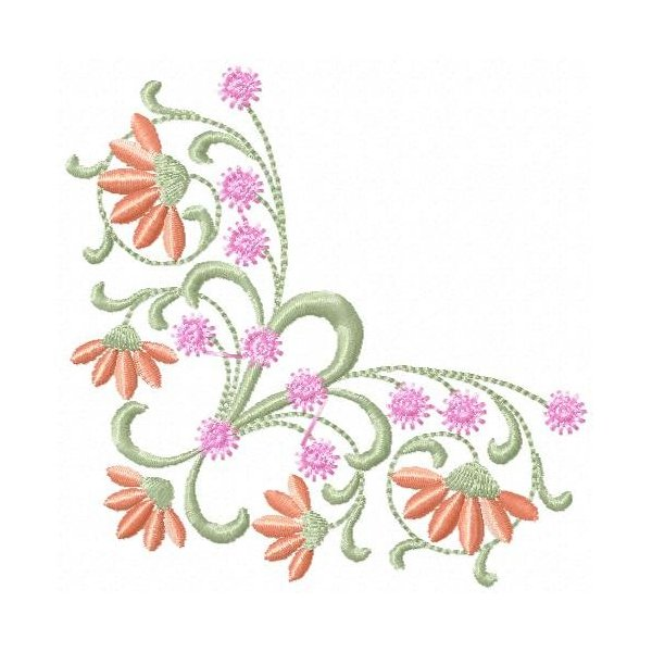 Floral Detalhe 004