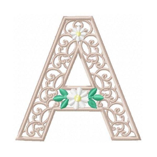 Alfabeto Vazado Supreme