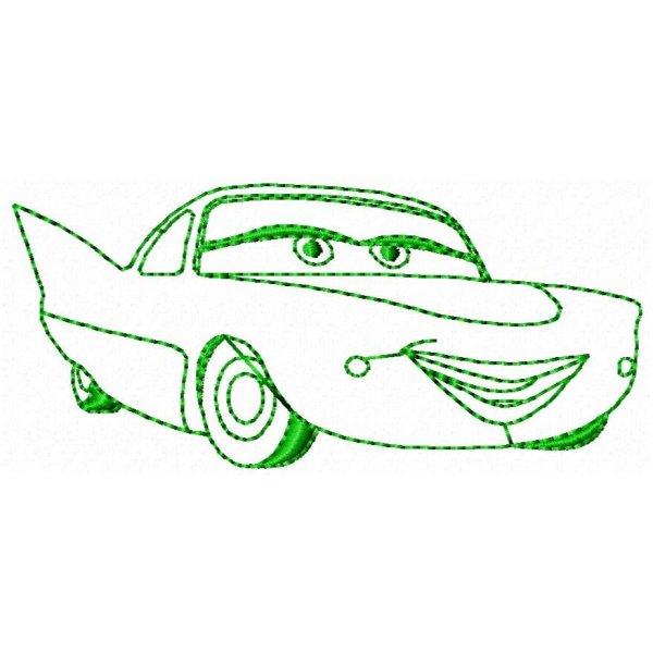 Redwork Carros 5
