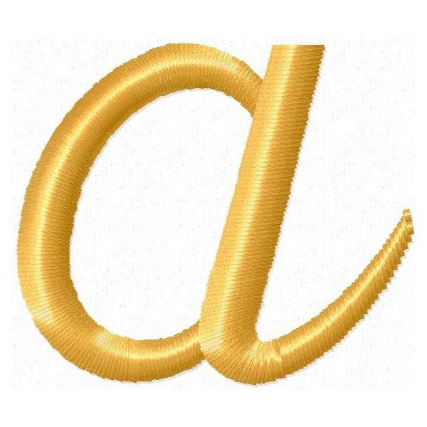 Alfabeto Minúsculo Lower