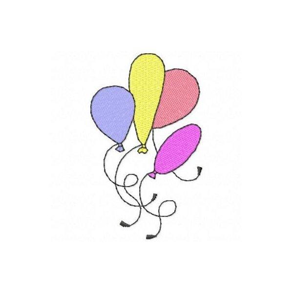 Balões de Festa 1