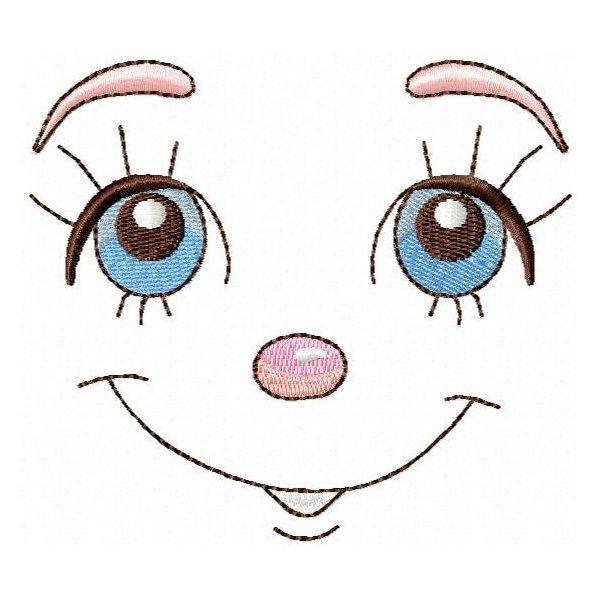 Carinhas Doll 01
