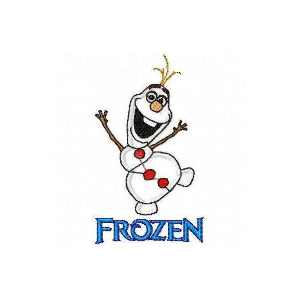 Frozen 2 Aplique