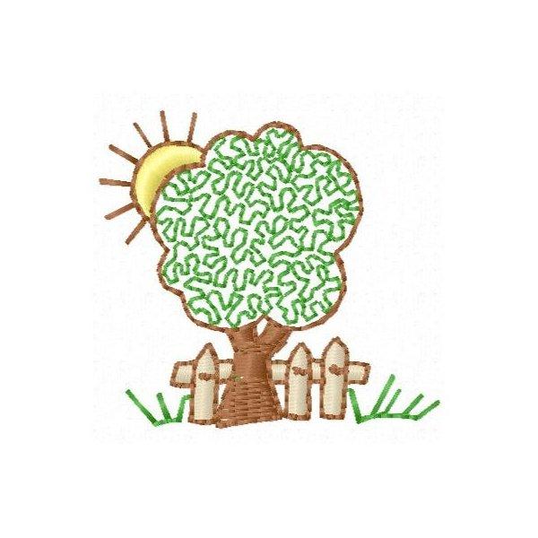 Árvore Cenário 1