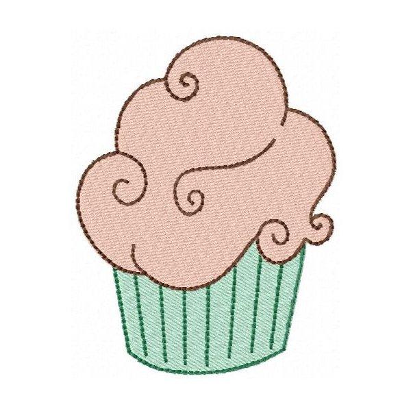 Cupcake Bolinho 3