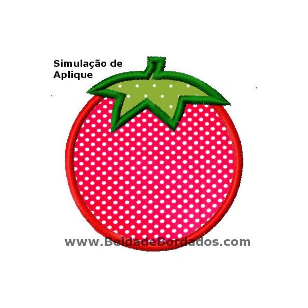 Tomate 1 Aplique