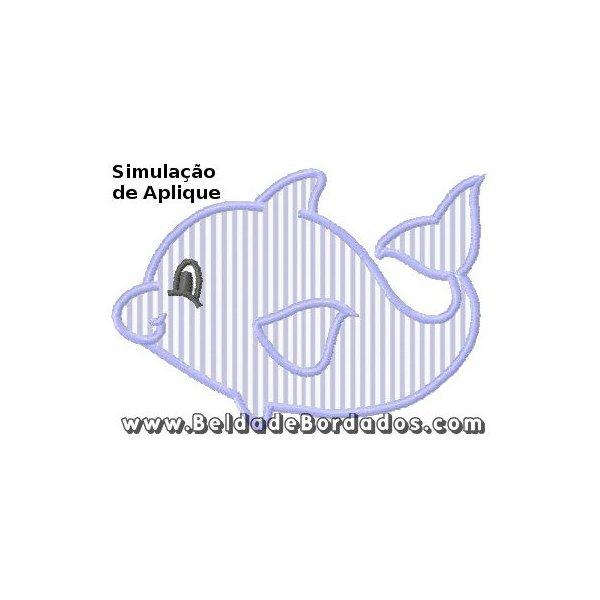 Tubarão Aplique 1