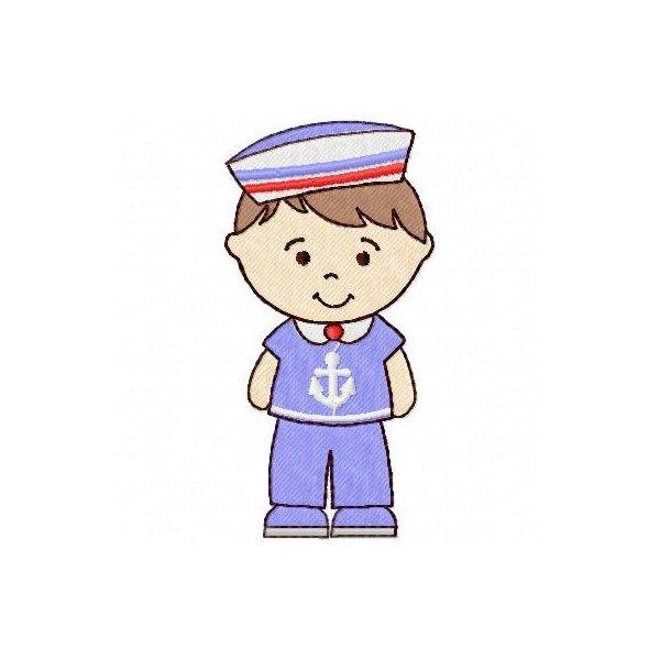 Menino 4 Marinheiro