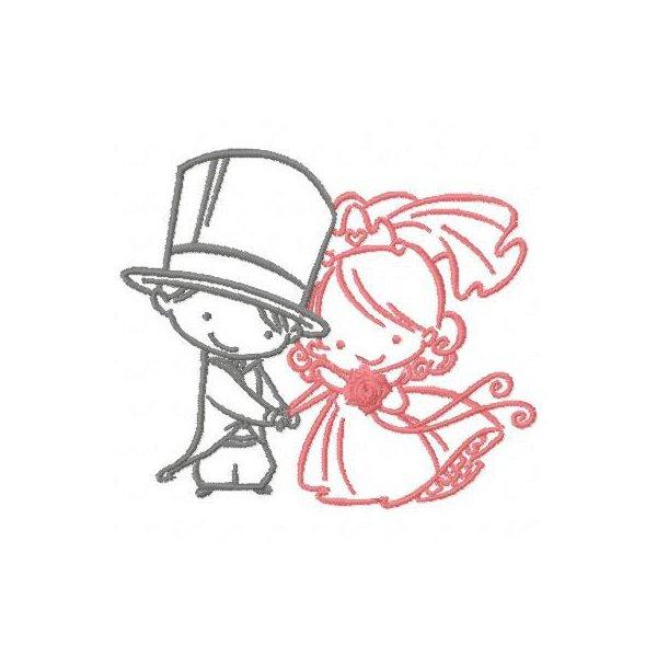 Casamento 3 Rabisco