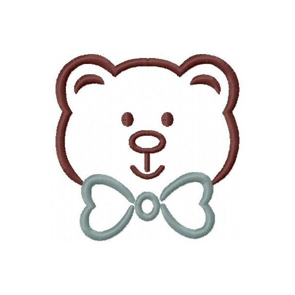 Urso Rabisco 3