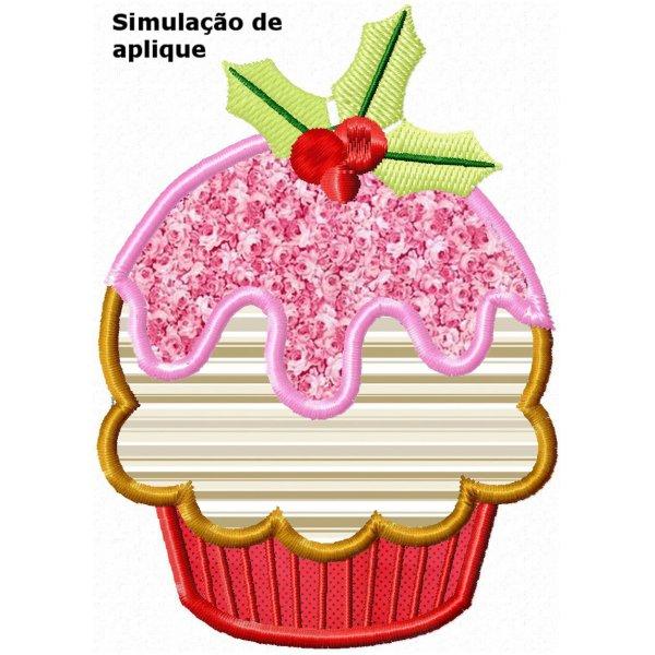 Cupcake Aplique 1